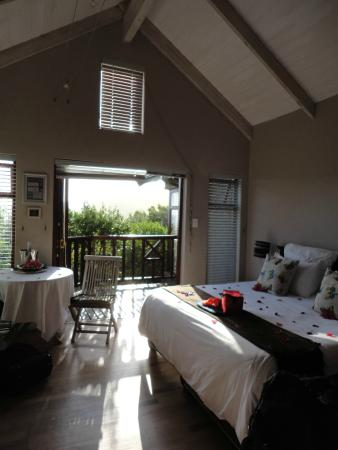 Boardwalk Lodge: Beautiful room