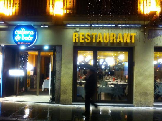 Foto de cullera de boix boqueria barcelona cullera de for Restaurante cullera de boix