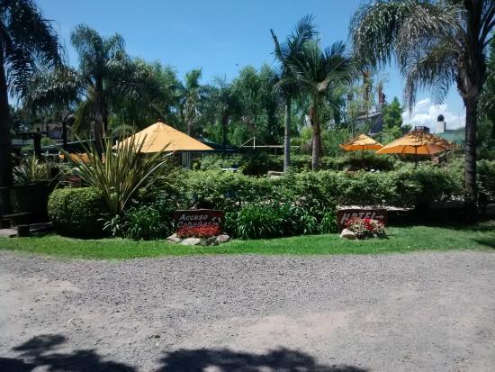 Aires del Campo Cabanas & Hotel