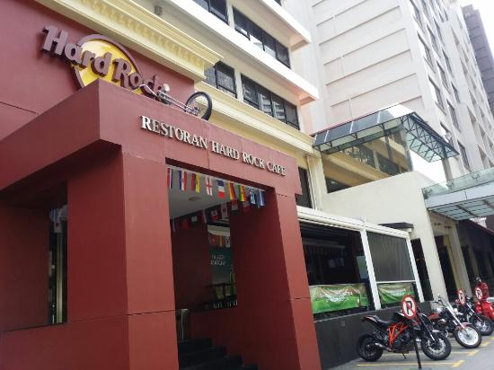 Concorde Hotel Kuala Lumpur Hard Rock Cafe Kl