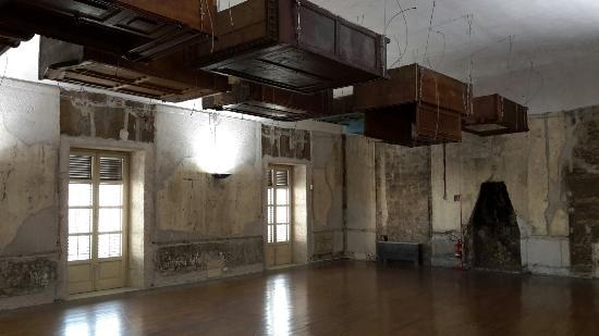 Palazzo Belmonte Riso : Arte????