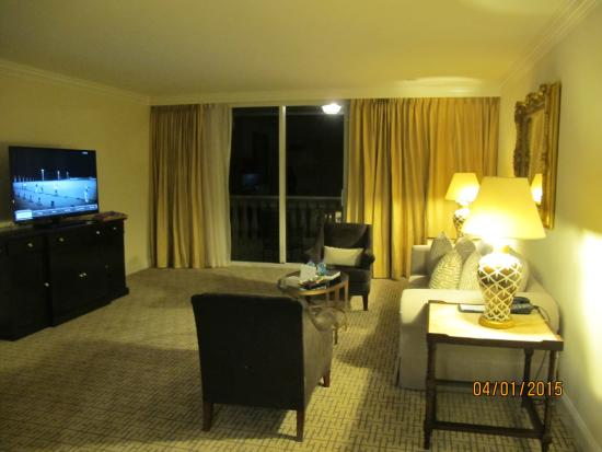 One Bedroom Suite - Picture of Trump National Doral Miami ...