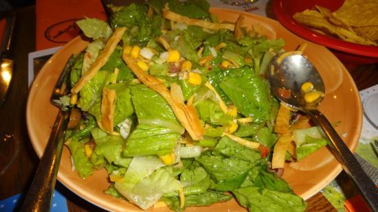 Amigos salad