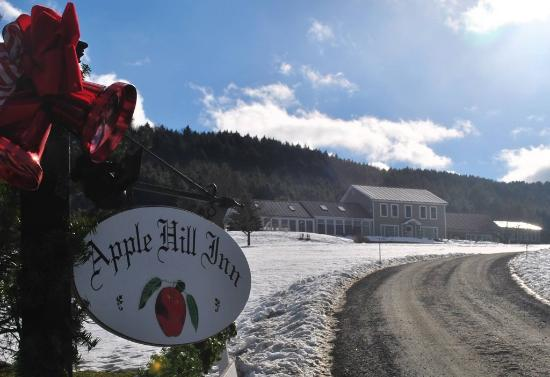 Apple Hill Inn: Winter Wonderland