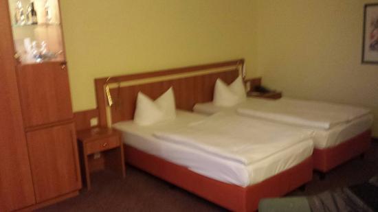 Ringhotel Parkhotel Witten: Beds