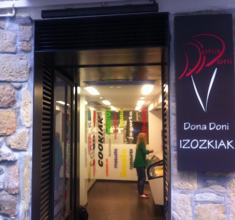 imagen Dona Doni Izozkiak en Getaria