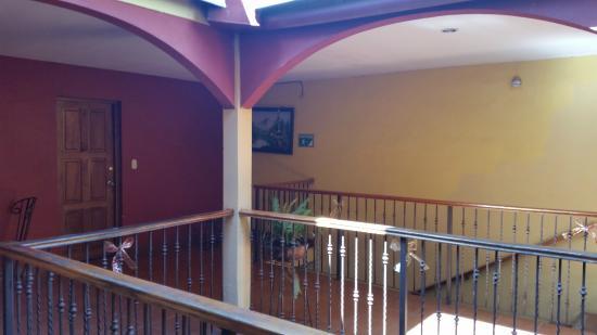Hotel Casa de Alto : Segundo piso del hotel