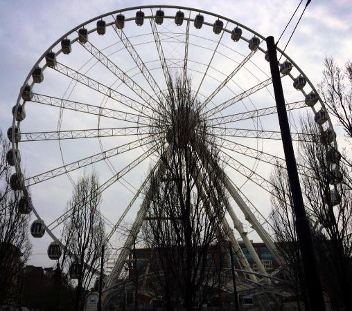 ‪The Wheel of Manchester‬
