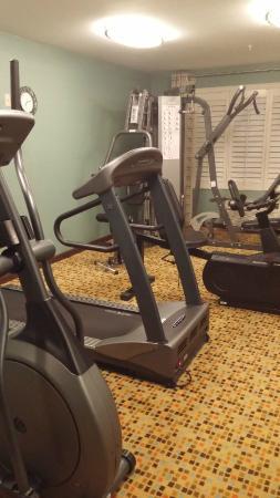 Holiday Inn Express Marana: Gym