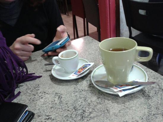 El Cafe d'en Victor i Anna: Bebidas