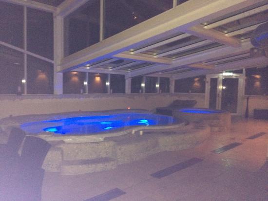 Thon Hotel Skeikampen: Spa avdelingen