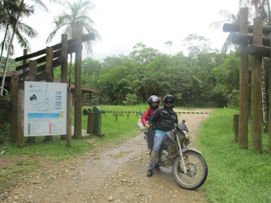 Guaraquecaba Environmental Protection Area: LUGAR INRÍVEL