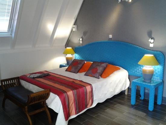 Hotel Kanaoa Les Saintes: chambre