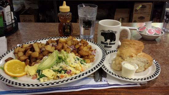 Black Bear Diner: Huge Portions