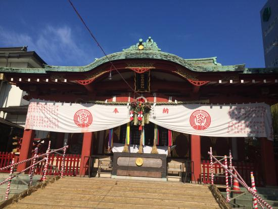 Anamori Inari Shrine: 穴森稲荷神社