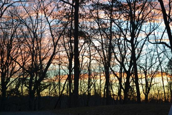 Ranger, GA: Amazing sunrise