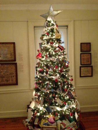 Festival Of Trees Picture Of Morven Museum And Garden Princeton