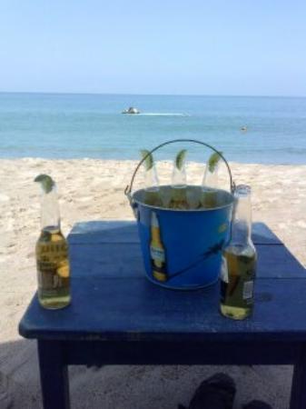 Blue Chairs Beach Club Restaurant & Bar: Change your Latitude!!!