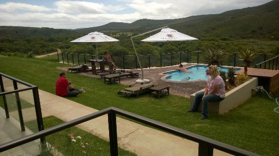 Nyaru Private Game Lodge: View from your room.