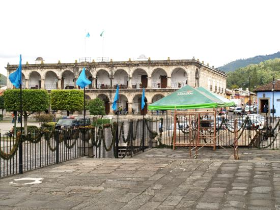 Cafe Condesa: Parque Central