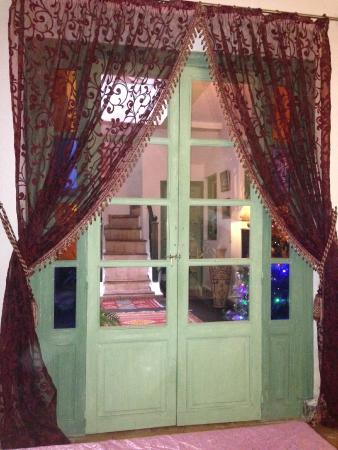 Riad Cherihane: ingresso