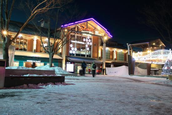 Konjiam Resort: Ski House