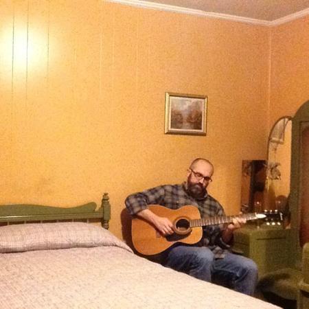 Riverside Hotel : John Lee Hooker room