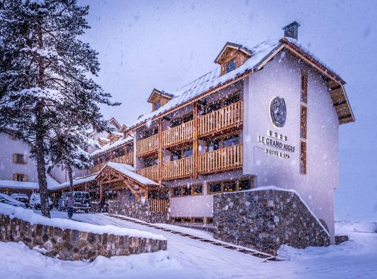 Photo of Le Grand Aigle Hotel Serre-Chevalier