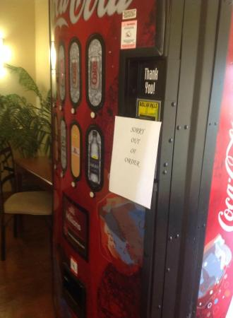 La Quinta Inn & Suites Fredericksburg: Out of Order