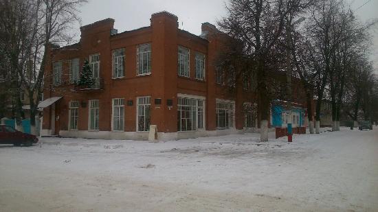Ryazhsk, Rosja: Музей очень хороший.