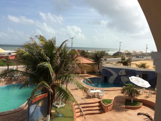 Hotel Prive do Atalaia : Vista da área da piscina