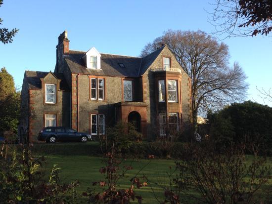 Moffat Lodge (Moffat Dumfries Shire.)