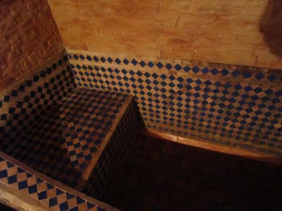 Riad Meknes: Bathroom