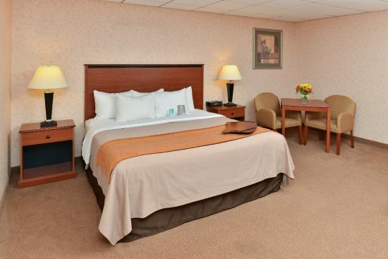Comfort Inn of Butte: Executive King Suite