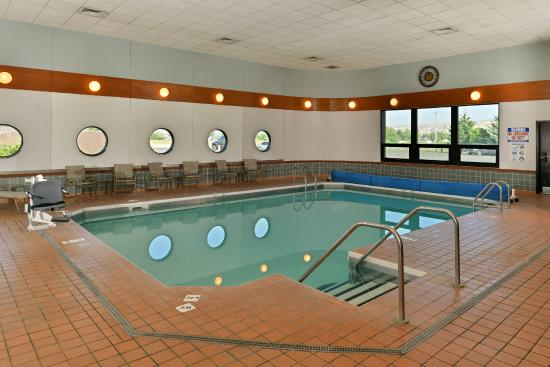 Comfort Inn of Butte: Indoor Heated Pool