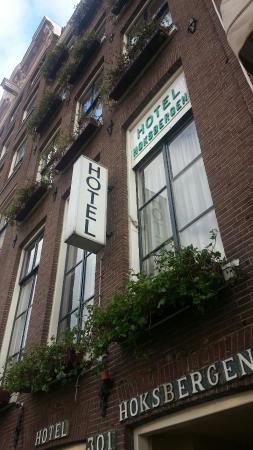 Hotel Hoksbergen: Front
