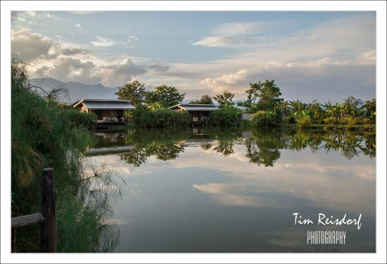 Tranquility at Bueng Pai Farm