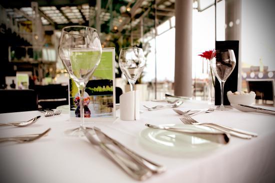 National Glass Centre: Brasserie