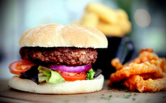 National Glass Centre: Gourmet Burger from our Brasserie