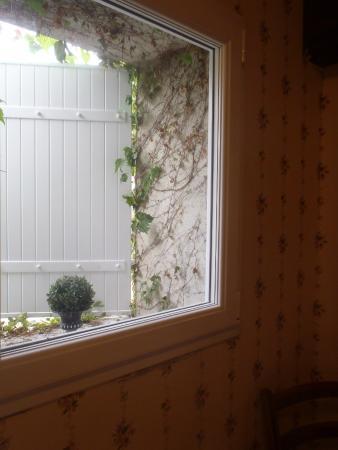 Domaine Aurore de Beaufort: la finestra