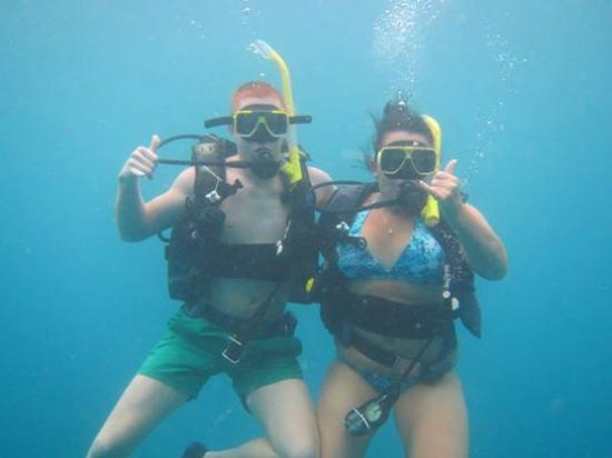 Blue Lagoon Resort : Scuba