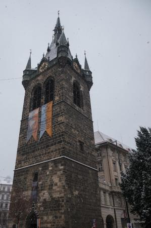 Henry's Bell Tower: The tower