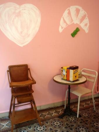 La Boulangerie: sala colazioni