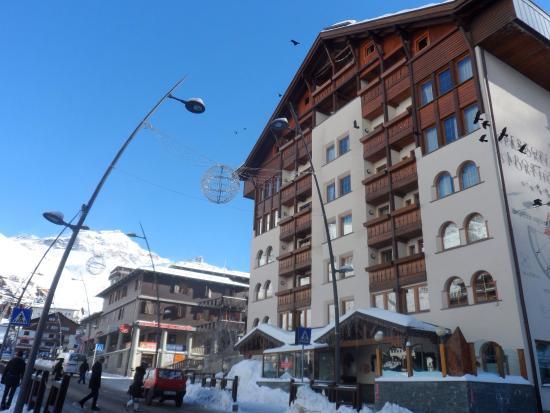 Sertorelli Sport Hotel : Entrata hotel!