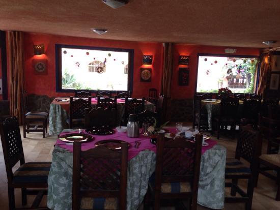 Miramelindo Spa Hotel: El Restaurante