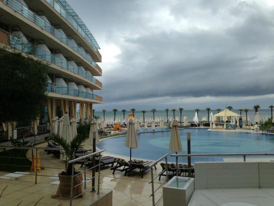 Zornitza Sands SPA Hotel : Бассейн