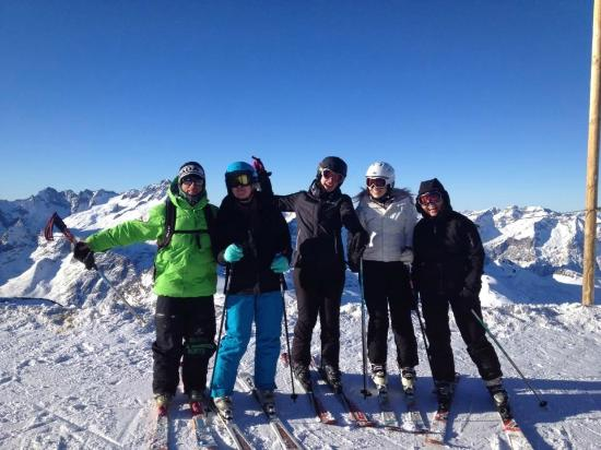 Firstrax Ski & Snowboard School: Skifun@les2Alpes