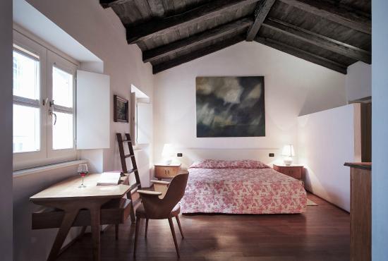 Hotel Residence L'Albero Nascosto : Bois de Rose