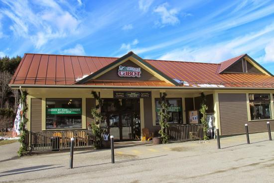 Cabot Visitors Center & Tour