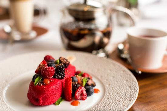 The Club Hotel & Spa: Afternoon Tea